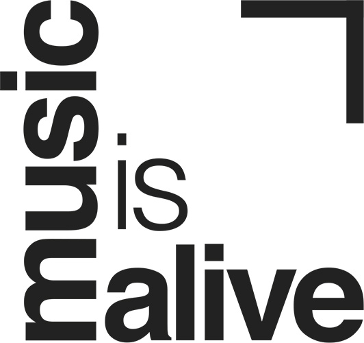 Music is alive